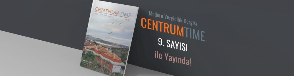 CentrumTime 9. Sayısı Yayında!