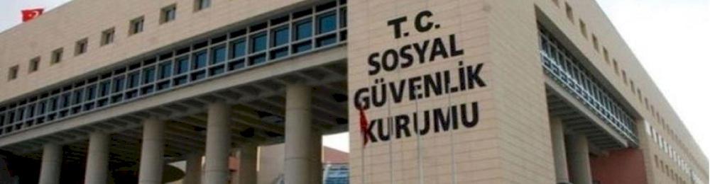 """Sosyal Güvenlik Kurumu Tarafından """"Beş Puanlık İndirimde Türkiye Geneli Borç Sorgusu Genelgesi"""" Yayımlanmıştır"""