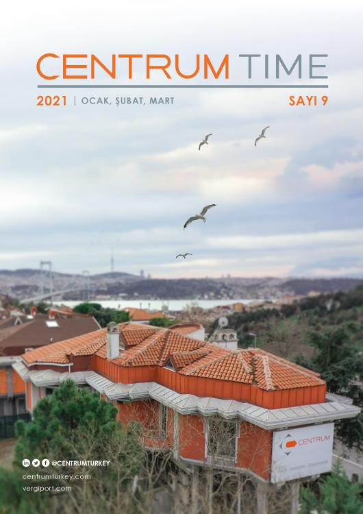 modern vergicilik dergisi Centrum Time 9. Sayı